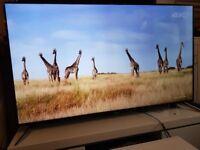 PANASONIC VIERA TX-65CX410B Smart 4K UHD LED TV, built in Wifi,Freeview Play 65-inch