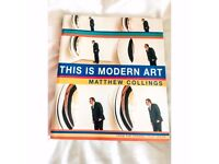 This is Modern Art book