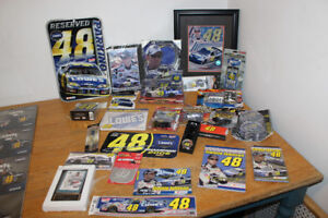 Jimmie Johnson Collectibles