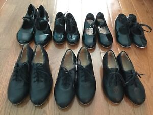 Kids And Women's Tap Shoes 10-30$