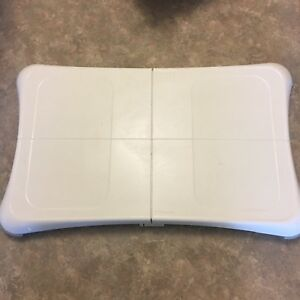 Wii fit board (only) 20$