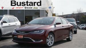 2016 Chrysler 200 Limited | DEMO | BLOW OUT PRICE!