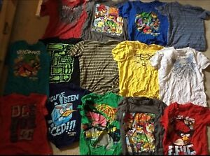 Boys age 10-12 shirts ($20 for all)