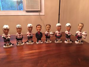 2002 Hockey Canada Olympic Gold medal bobble heads