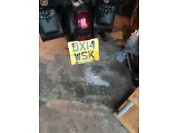 125cc Daleam Daystar cruiser