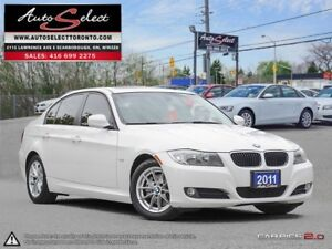 2011 BMW 323i ONLY 108K **CLEAN CARPROOF** PREMIUM PKG