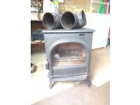 Stovax Huntingdon 25 Multifuel burner.