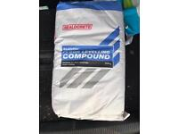 Floor leveling compound 25 kg NEW