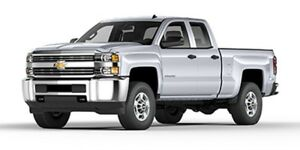 2015 Chevrolet Silverado 2500HD Double 4x4 WT / Standard Box