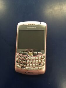 Blackberry curve 8310 rogers