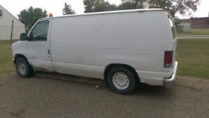 1993 Ford E-350 Minivan, Van