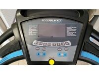 Roger Black Electric Fold UpTreadmill- Excellent Condition