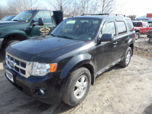 2009 Ford Escape XLT SUV, Crossover 4X4 certified