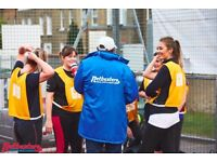 Play competitive netball in Clapham