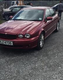 2005 jaguar xtype diesel 2.0 alloys etc