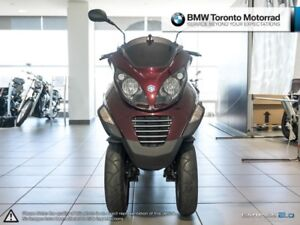 2007 PIAGGIO MP3 with low kilometres