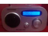 tevion 48451 DAB and FM radio for sale in liverpool