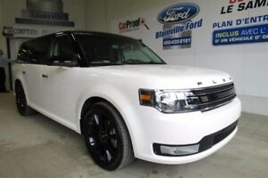 Ford Flex SEL AWD. CUIR. NAV. TOIT PANORAMIQUE. 2016