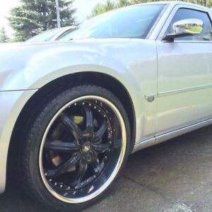 Chrysler 300C Hemi Low KM Fully Loaded