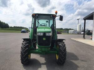 Tracteur John Deere 5085E