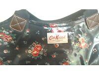 Cath Kidston medium size navy/floral handbag