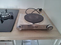 Von SHef Single electric hot plate / hob