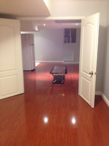 New Basement Apt. at Port Union & Lawrence - BY THE LAKE! $950