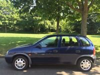 Automatic Vauxhall Corsa CDX. 1.2L SMALL ENGINE.BRILLIANT DRIVE.5 door. Low insurance / Fuel.E/W.