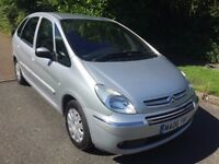 PICASSO 1.6 HDI 06 REG IN SILVER, 1 OWNER FROM NEW WITH FULL SERVICE HISTORY