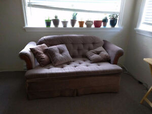 Free! Loveseat / couch