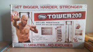 Exercise system - Tower 200
