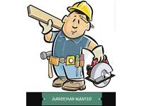 Handyman with experience in the building trade