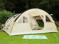 SKANDIKA GOTLAND 6 PERSON/MAN CAMPING TENT FAMILY SEWN IN GROUNDSHEET NEW 6 person tent