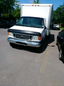 Camion cube ford E450 super Duty diesel