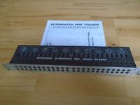 Behringer Ultrapatch Pro PX2000 48-point Patchbay – Excellent Condition