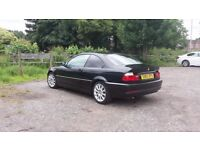 BMW 320 CD, 11 months MOT,manual, diesel 2.0