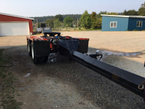 Tandem Axle Converter Dolly