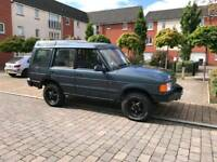 Land Rover Discovery 300tdi auto all terrain jeep with mot ,px welocme