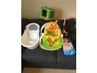 Baby Floor Seat\Baby Bath\Toys