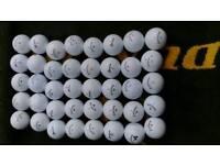Srixon..Callaway Golf Balls..40 Total..VGC
