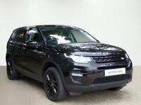 Land Rover Discovery Sport TD4 HSE BLACK (black) 2016-07-14