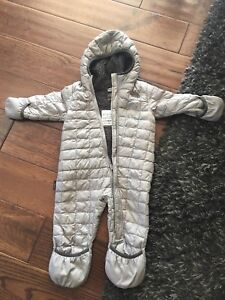 12-18m north face thermoball one zip