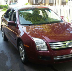 2007 Ford Fusion low mileage