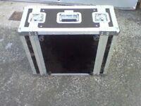 Accu - case, flight container for lighting,dj equipment.