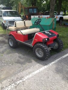 1996 Club Car 48 volt electric Golf Cart