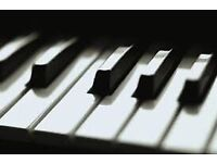 Piano / music theory lessons