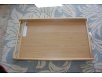 excellent condition, wooden cot top changer.
