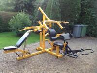 Powertec Workbench Multi System (Delivery and Setup Available)