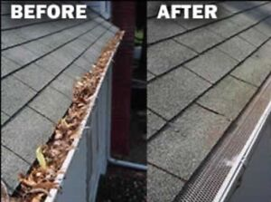 24/7 Eavestroughs Cleaning Services