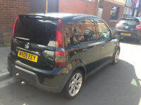 2009 Fiat Panda 1.4 100HP Sport Model 6 Speed New Mot Aug 18 VERY CHEAP PRICE £1200